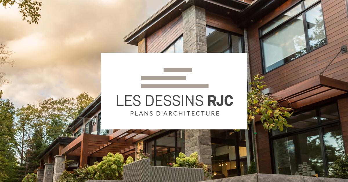 Les Dessins Rjc Plans Darchitecture Construction